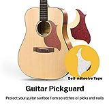 Donner Acoustic Guitar for Beginner Adult Full Size