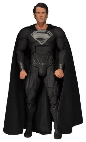 NECA Black Suit Man of Steel 18