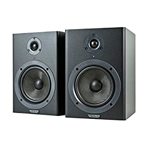 Monoprice Stage Right 5-inch Powered Studio M...