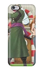 High Impact Dirt/shock Proof Case Cover For Iphone 6 Plus (one Piece Pirate Warriors)