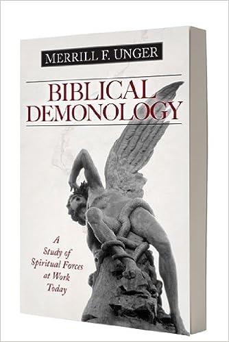 Biblical Demonology PB