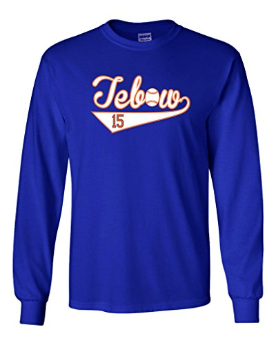 Youth Big Time T-shirt - Long Sleeve Tim Tebow