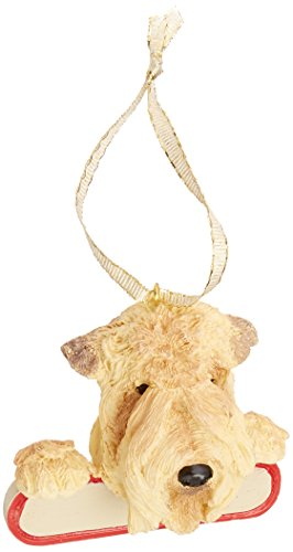 Soft Coated Wheaten Ornament