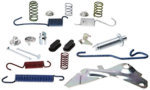 (Carlson H2319 Rear Drum Brake Hardware Kit)