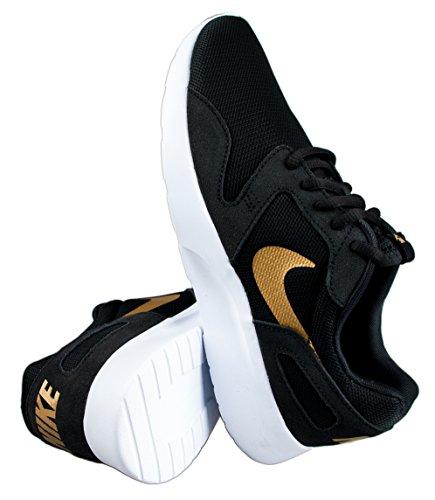 Nike Dames Kaishi Hardloopschoenen 654845 Sneakers Schoenen Metallic Goud
