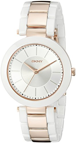 DKNY Women's NY2290 STANHOPE Rose Gold Watch