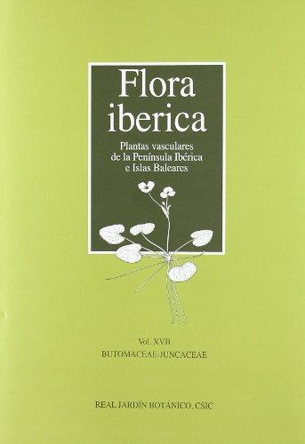 Descargar Libro Flora Ibérica. Plantas Vasculares De La Península Ibérica E Islas Baleares: Flora Ibérica. Vol. Xvii. Butomaceae-juncaceae Salvador Talavera Lozano