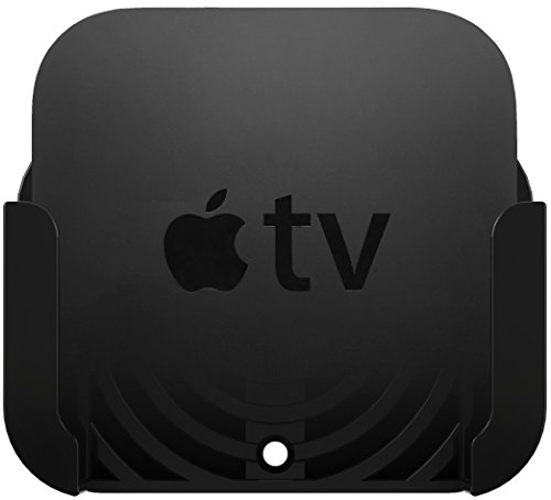 TotalMount Apple TV Mount - Compatible with all Apple TVs including Apple TV 4K (Tv Apple Generation 2)