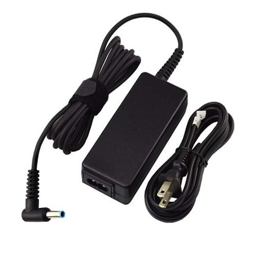 AC Charger Compatible HP 15 15-ay011nr 15-ay013nr 15-ay012dx EliteBook 840 850 Chromebook 11 G3 G4 G5 EE Full-HD Notebook Laptop Power Supply Adapter Cord