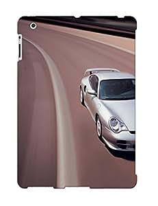 Premium Tpu Porsche 911 Gt2 Race Cover Skin For Ipad 2/3/4