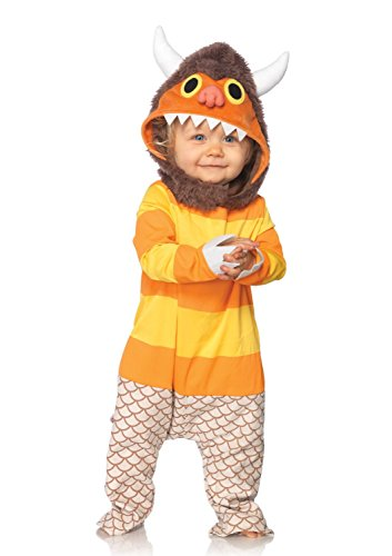 Where The Wild Things Are Costume Carol (Baby Carol Costume - Baby 18-24)