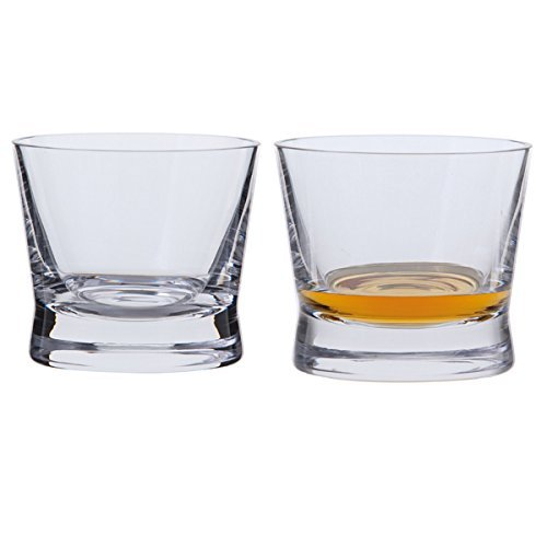 Dartington Bar Excellence Single Malt, Clear, Pack Of 2 (Best Single Malt Under 100)
