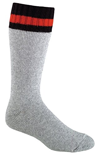 Fox River Outdoor Thermal Heavyweight Mid-Calf Boot Wool Socks, Medium, (Mid Thermal Sock)