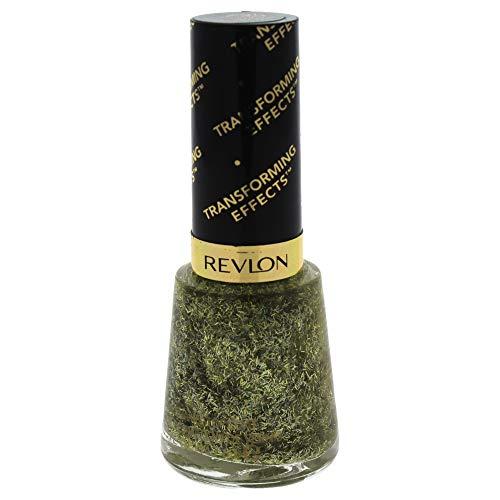 Revlon Transforming Effects Top Coat, 735 Golden Confetti, 0.5 Fluid Ounce