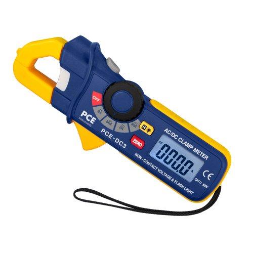 PCE Instruments PCE-DC3 bis 80A AC/DC Stromzange, Multimeter product image
