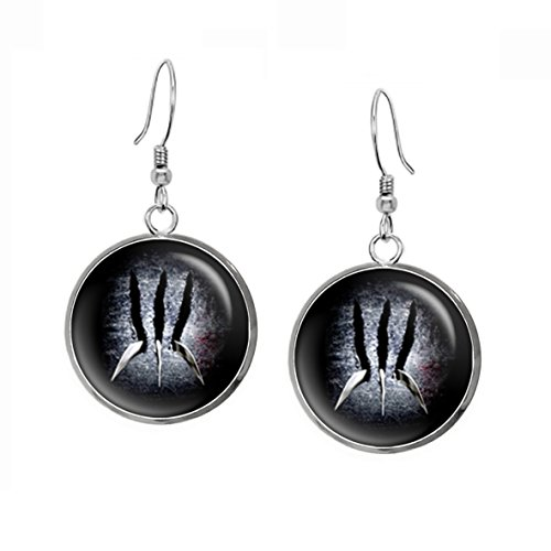 Wolverine Claws (Logan) Earrings