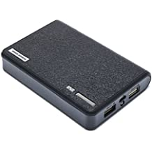 Reparo Portable Charger 12,000mAh External Battery Charger- Portable Battery Charger, Hi-Speed Portable Battery Charger, Power Bank for iPhone, Samsung Galaxy, and more Phones and Tablets (Black)