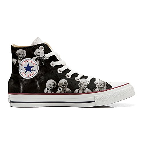 Mixte Chuck Taylor Montantes Adulte mys Baskets wYqCqI