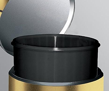 Amazon.com: Meliconi 14004703900 - Cubo de basura (metal ...