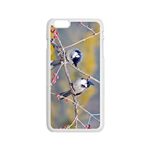 Wild Bird Hight Quality Plastic Case for Iphone 6 by supermalls