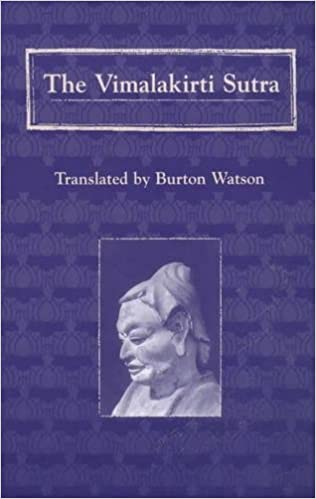 VIMALAKIRTI SUTRA BURTON WATSON PDF DOWNLOAD
