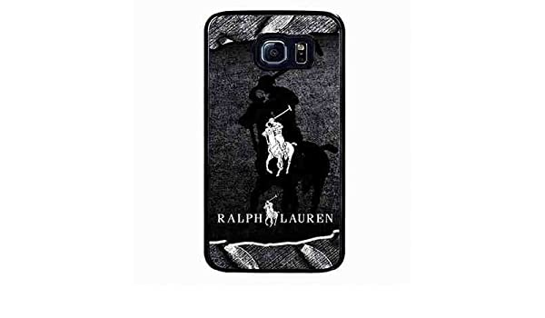 Cool Hard Samsung Galaxy S6 Edge Case Polo Ralph Lauren Brand Logo ...