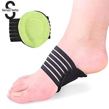 IENXHDD 1 Par De Plantillas Ortopédicas para Zapato ...