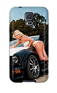 Cute Appearance Cover/tpu QSjZhyG2670DhNdz Mustang Case For Galaxy S5