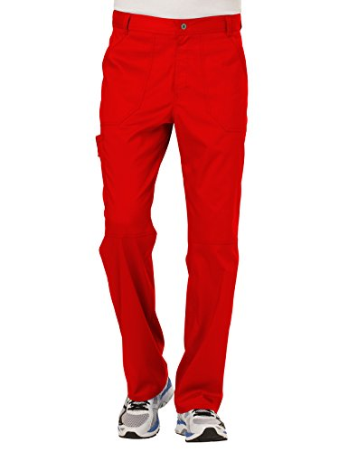 red mens pants - 4