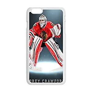 Chicago Blackhawks corey crawford Phone Case For Samsung Galsxy S3 I9300 Cover
