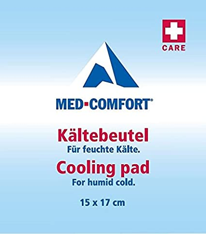 MED de Comfort® 10 unidades frío instantáneo 15 x 17 cm ...