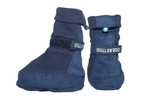 ShooShoos Wallaboo - Zapatos sin cordones Azul