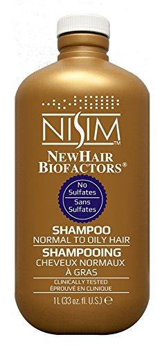 Nisim NewHair Biofactors Hair Loss Shampoo Normal to Oily 1L