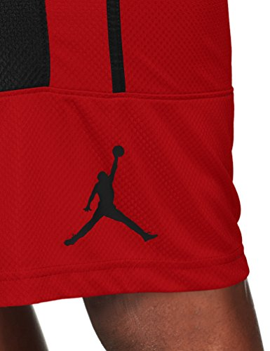 Solid Short Rise nero Gym Nike Rosso Homme nero 5nHq71xp1