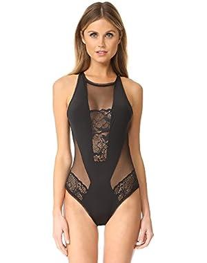 Women's Linger Bodysuit