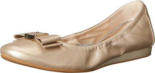 cole-haan-womens-tali-bow-ballet-soft-gold-flat-7-b-m