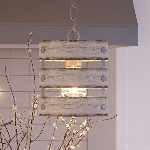 Industrial Metal Pendant Light, LMS Adjustable Hanging Light Fixture, Kitchen Pendant Lighting with Matte Black and Gold Hemispherical Lamp Shade LMS-016