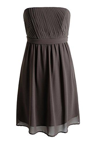 Esprit 045eo1e003 - Vestido Mujer Braun (DARK NOUGAT 191)