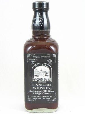 Tennessee Whiskey Swineapple Rib Glaze, 16oz. (Pack of 3)