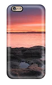Durable Protector Case Cover With Landscape Photography Hot Design For Iphone 6 wangjiang maoyi