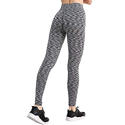 cfc36cf56d0c3 Amazon.com  BATOP normov s-XL 3 Colors Casual Push up Leggings Women ...