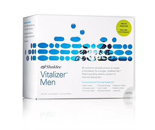Amazon.com: Shaklee® Vitalizer® Women, 30 Vita-strips: Health ...