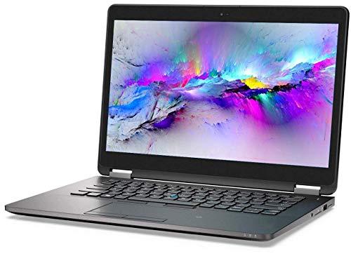 (Renewed) Dell Latitude E7470 14-inch Laptop (Core i7 6th Gen/16GB/1 TB HDD/Windows 10/MS Office Pro 2019/Intel Graphics), Black