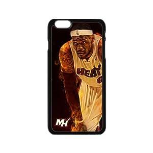 lebron james miami heat Phone Case for iPhone 6 Case