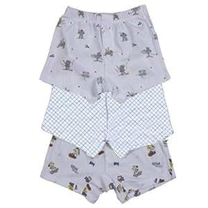Kissy Kissy Multi Color Underwear For Boys