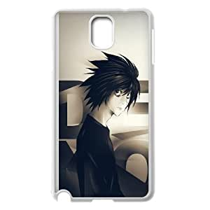 High Quality Specially Designed Skin cover Case Death Note Samsung Galaxy Note 3 Cell Phone Case White