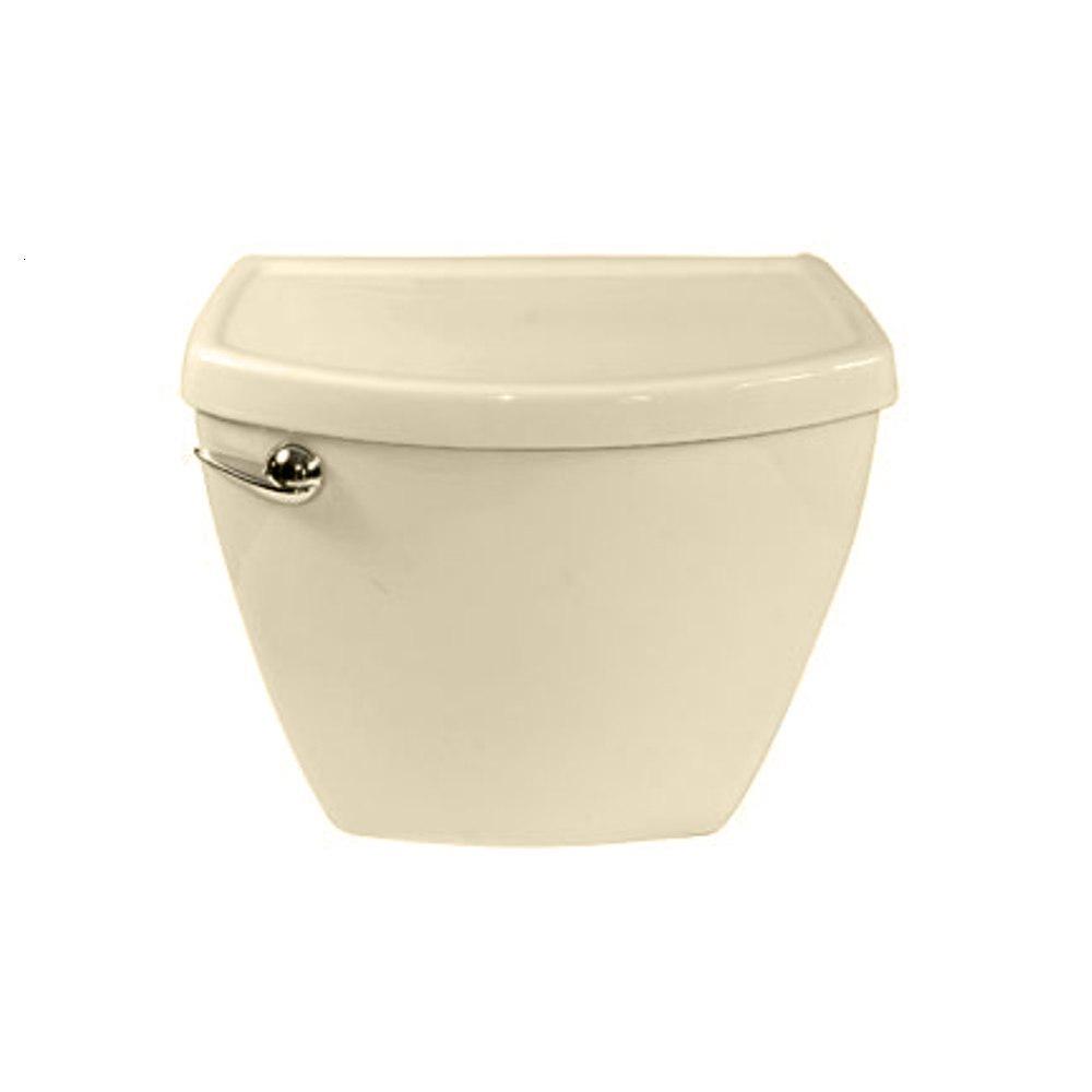 American Standard Cadet 3.1 1.28 gpf 12-Inch Rough Toilet Tank Only, Bone Bone