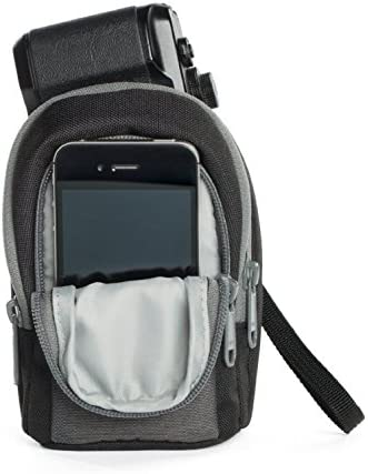 Lowepro Portland 30 Camera Bag – A Protective Camera Pouch For Your Point and Shoot Camera and Accessories 41vUnrrLFmL
