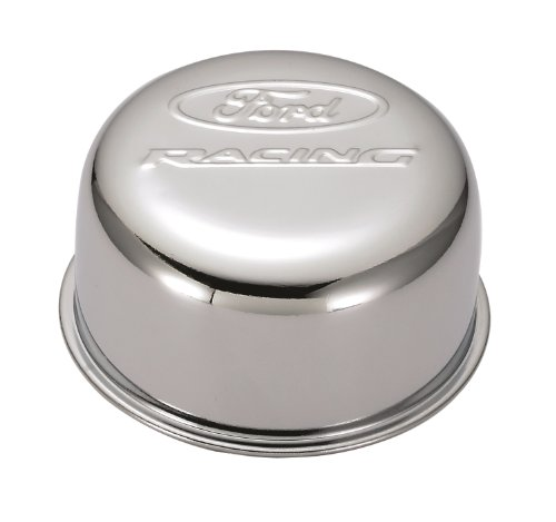 Proform 302-200 Chrome Twist-On Air Breather - Filler Oil Cap Ford