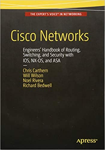 Cisco Networks: Engineers' Handbook of Routing, Switching